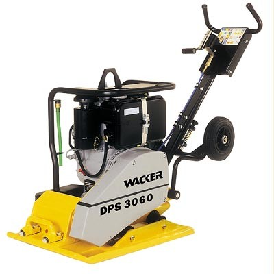 Placa compactoare WACKER NEUSON DPS 3060, unidirectionala, motorina, 188 Kg