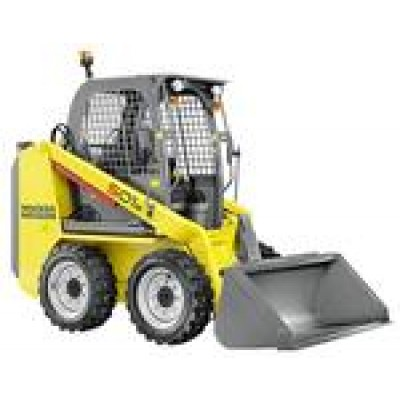 Mini incarcator frontal WACKER NEUSON 501 s, 1.8tone, 36CP