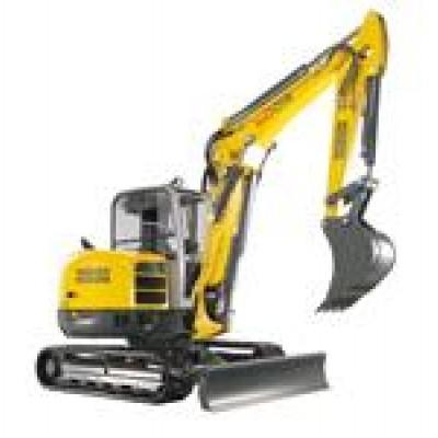 Excavator WACKER NEUSON 6003, senile, 5.5tone, 69CP