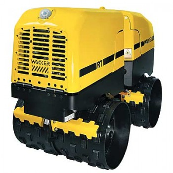 Rulou (cilindru) compactor WACKER NEUSON RT 560-SC, 1391 kg