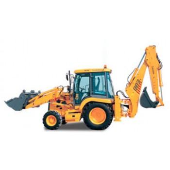 Buldoexcavator CUKUROVA 883, 8100kg, 100CP