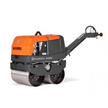 Cilindru compactor dublu Husqvarna LP 6505, Diesel, 7.2 kW, 745kg
