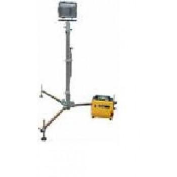 Turn de iluminat WFM TS-SHX 1000, 1x400W, 5m