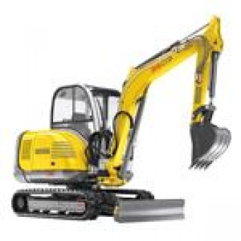 Excavator WACKER NEUSON 3503, senile, 3.5 tone, 48CP