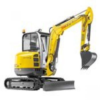 Excavator WACKER NEUSON 38Z3, senile, 3.6tone, 37CP