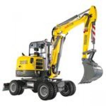 Excavator WACKER NEUSON 6503, roti, 6.5tone