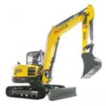 Excavator WACKER NEUSON 8003, senile, 7.6tone, 69CP