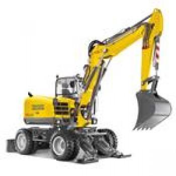 Excavator WACKER NEUSON 9503, roti, 9.5tone