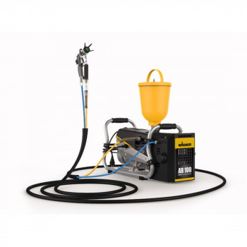 Pompa airelss pentru vopsit WAGNER SuperFinish 230AirCoat Spraypack, debit 2.6l/m, 1.3kw