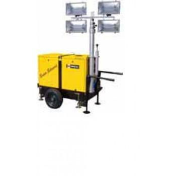 Turn de iluminat WFM TA-SE 10000, 4x1000W, 6m