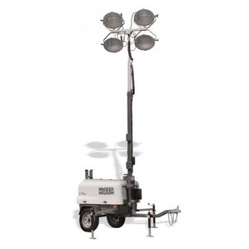 Turn de iluminat WACKER NEUSON LTN 6L, 4x1000W, 9m (Corpuri si surse iluminat